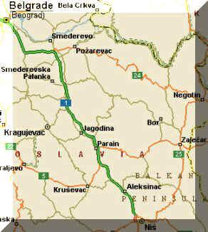 Mapa Firme